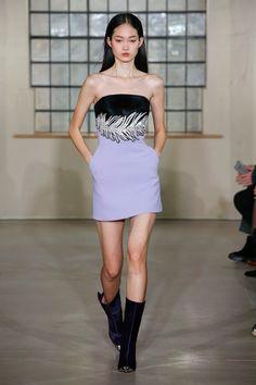 David Koma Fall 2018 Ready-to-Wear Collection - Vogue