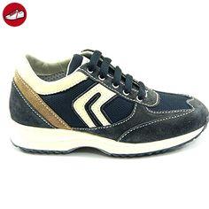 Geox - Geox scarpe J Happy B - Blau, 31 - Geox schuhe (*Partner-Link)
