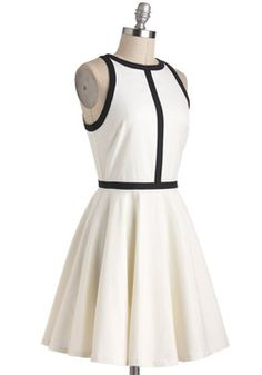 Minimalist is More Dress 77.99, #ModCloth