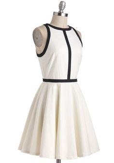 Minimalist is More Dress 77.99, #ModCloth