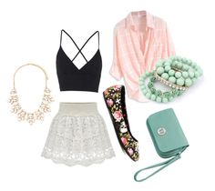 """""""Untitled #4"""" by kelly-kristine on Polyvore featuring Iron Fist, Topshop, maurices, Ruby Rocks and Forever 21"""