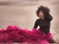 #tbt to a📸 in the Great Sand Dunes 📷 @xoxoaliceboudoir  HMua 💄 @totallysharky  #naturalhairwoes #model #dunes #sand #agency #modelpose #style #fashion #sanddunes #park #fuschia #tulle #tutu #afro #black #earth #natural #struggle #ig #igmodel #instaglam #wce #woc #makeupforwoc #bronze #africanqueen #latina #beauty #blackmodels