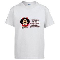 Camiseta Mamá Mafalda