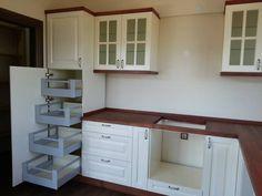 Erim Mobilya - Mutfak Dolabı: kırsal tarz tarz Mutfak