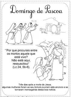 Domingo de Páscoa / Domingo da Ressurreição