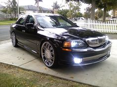 Lincoln LS .. Chrome!