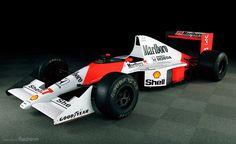 1990/McLaren Honda MP4/5B