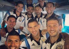 Δημιουργία - Επικοινωνία: mundial Brazil 2014 Η... selfie των Αργεντίνων στο...