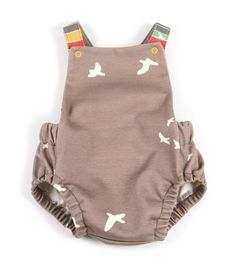Brindille and Twig Patterns summer romper : 087