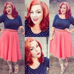 @laurenloveserik and we love Lauren's style! Thanks for sharing your rockin' #modcloth skirt!