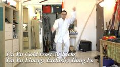 Tin Yat Cold Frost 36 Kicks 天一凌霜三十六腿 Kung Fu, Frost, Tin, Kicks, Cold, Youtube, Tin Metal, Youtube Movies