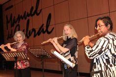 Armario de Noticias: Facultad de Artes UASD realiza Festival de Flauta...