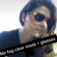 You Are Interested. The Buying Link above (amzn.to)☝☝☝☝☝☝ CRYSTAL CLARITY- See others, let others see your smile!! 100% totally transparent for full facial visibility. ADULT SIZING- Adjust your fit with our comfortable silicone temple arms that fit over your ears like glasses. No uncomfortable elastic bands to cause pressure and irritation. ALL-ROUND PROTECTION SIZE:Suitable for Adults, such as outdoor, play, shop use and so on.Comfortable style.