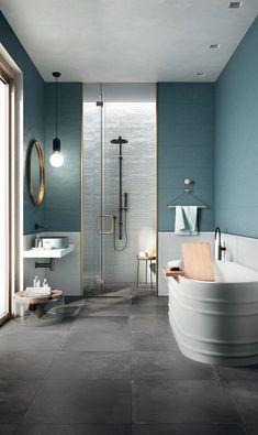 La belleza de las bañeras exentas, o como instalar en tu baño el lujo totalmente alcanzable.