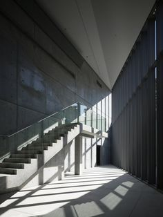 Design Sight Museum para o turismo de Tadao Ando. Cultural Architecture, Shadow Architecture, Japan Architecture, Sustainable Architecture, Interior Architecture, Ancient Architecture, Landscape Architecture, Tadao Ando, Photographie New York