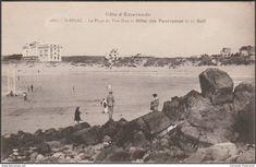 Saint-Briac - La Plage du Port-Hue, St-Briac, c.1910 - Laurent-Nel CPA