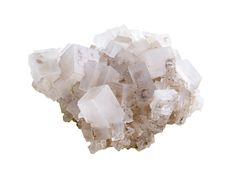 It is easy to grow your own table salt or sodium chloride crystals. All it takes is salt and boiling water.