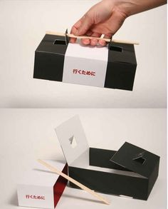 Sushi to Go Box