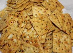 Kat's Beer Crackers Recipe