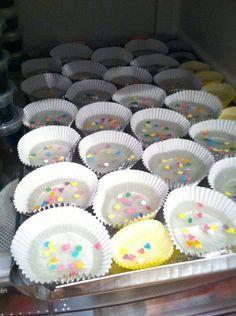 cake jello shots!