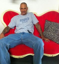 David Labrava - Happy - Sons of Anarchy. Yeah, sit right here!!!!