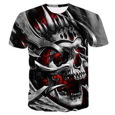 Undertale Sans Boys Girls 3D Print Crew Tee Youth Short Sleeve T-Shirt Tanks Tops