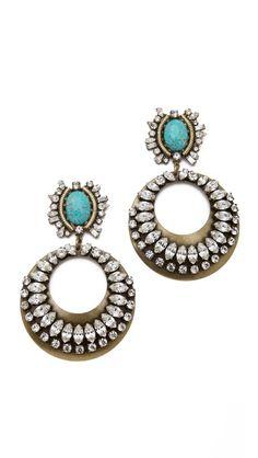 DANNIJO Sade Earrings