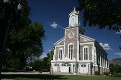Logan Tabernacle  Logan, Utah