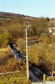 The old Treaclecock Alley in Bingley. No longer there because of the bypass. Yorkshire England, West Yorkshire, English Countryside, Bradford, Beautiful Scenery, Vintage Images, New Pictures, Places Ive Been, Nostalgia