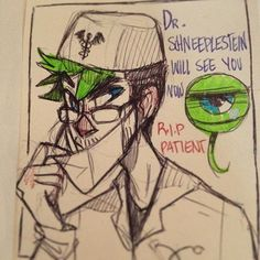 The Jacksepticeye Powah Howah with Dr Shneeplestein ... XD oh jack