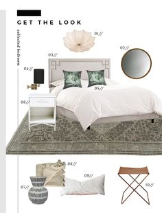 Guest Bedroom Reveal - Room for Tuesday Blog / Renovation