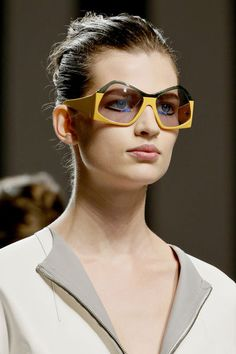 Sunglasses Trends for Spring / Summer 2013 [PHOTOS] Sunglasses Trends for Spring Summer 2013 by Fendi