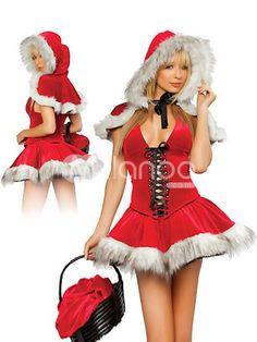 Costumes cheap sexy santa