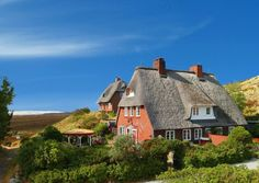 Haus Mövengrund List  - Erweiterete Ansicht der Doppelhauslage