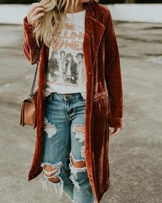 70s Outfits, Indie Outfits, Boho Outfits, Cute Outfits, Pretty Outfits, Stylish Outfits, Winter Outfits For Teen Girls, Casual Winter Outfits, Holiday Outfits