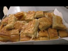 YouTube Spanakopita, Cookie Recipes, Spinach, Dinner Recipes, Tart, Food And Drink, Youtube, Chicken, Cooking