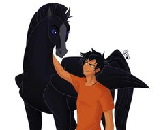 Percy and Black Jack