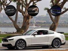 2015 Ford Mustang Mach 1