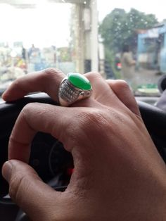 green lantern stone