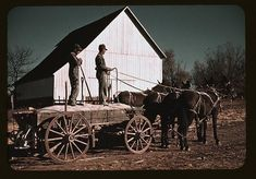 Wolcott, Marion Post - Farm Security Administration/Office of War Information Color Photographs