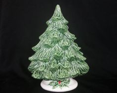 25 Best Ceramic Xmas Tree Parts Images In 2016 Christmas Tree