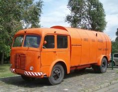 Garbage Truck, Trucks, Commercial Vehicle, Heavy Equipment, Cars And Motorcycles, Vintage Cars, Cool Cars, Transportation, Prague