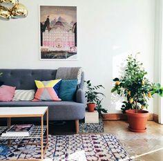 Sandra Beijers lägenhet