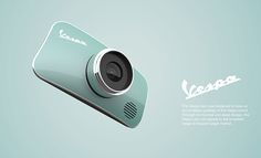 Vespa Cam on Behance
