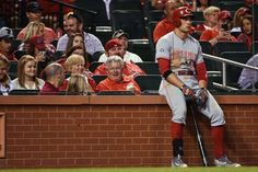 13. JOEY VOTTO - 1B - CINCINNATI REDS  Arguably the most fascinating player in baseball, Votto is all about the business of getting on base. And business is booming. It has been for the entire decade. In that time, Votto has posted an absurd slash line of .314/.435/.536. If not for the fact that he's terrible at defense, and his team is just as bad in the standings (not his fault, by the way), Votto would be more revered for being...  MORE...  .  -  25 best players entering the 2017 MLB…