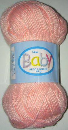 Lã Purafibra Baby (1) (temos 7 cores)