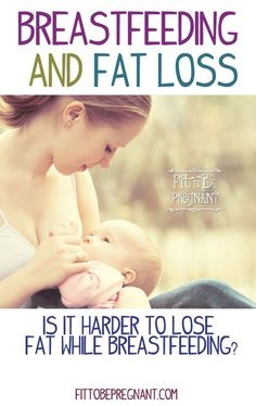 An informative, well-researched article about trying to lose weight while you're breastfeeding. Breastfeeding burns lots of calories, right? So why does fat loss seem more difficult for some nursing moms? Here's the answer and what you can do about it.