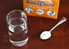 A half teaspoon baking soda in a glass of water can be substituted for grapefruit. Allow to sit for  at least 30 minutes before drinking and eat  another piece of fruit in its place with your meal.