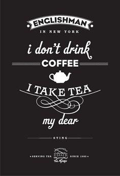 #Tea @seventhteabar @Portola Coffee Lab