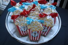 Image detail for -Meringue: Outdoor Movie Night Birthday Party